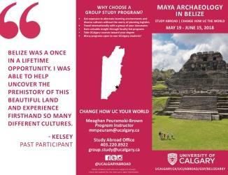 2018 Belize ARKY - Brochure - Digital
