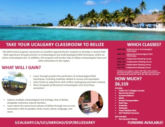 2018 Belize ARKY - Brochure - Digital2